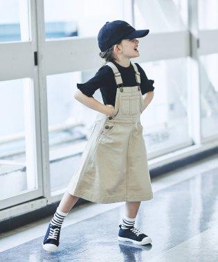ツイル/デニムジャンパースカート(90~150cm)