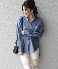 Khaju:オーバーサイズシャツ