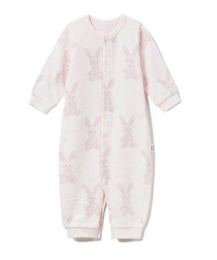【新生児】ウサギ2wayオール