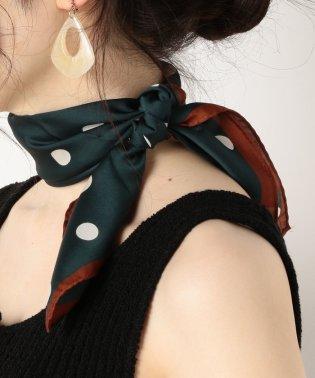 ドットスカーフ