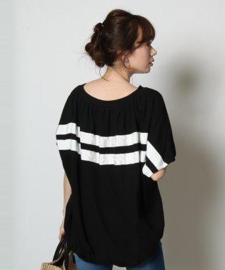GRANDTABLE(グランターブル) グログランラインTシャツ
