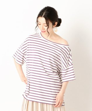 A-ワンショル刺繍入りTシャツ