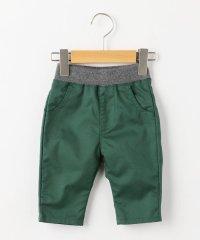 SHIPS KIDS:コットン 7分丈 パンツ(80~90cm)