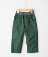 SHIPS KIDS:コットン 7分丈 パンツ(100~130cm)