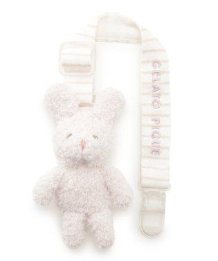 【BABY】'ベビモコ'ウサギ baby マルチクリップ