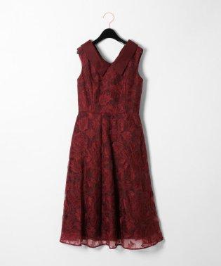 オーガン刺繍ドレス