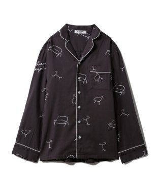 【GELATO PIQUE HOMME】Chair シャツ