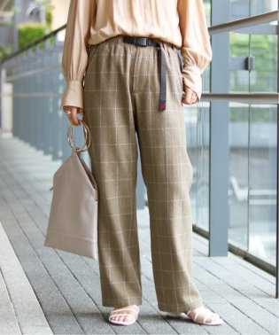 【GRAMICCI / グラミチ】wool blend lax pants◆