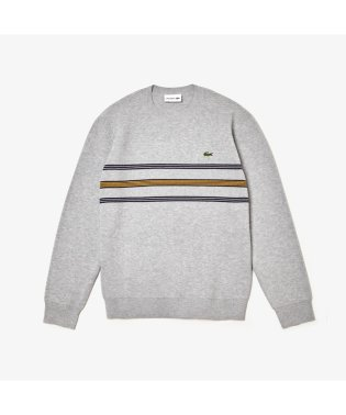コットン鹿の子ニットセーター