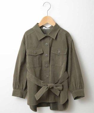 [100-130]CPOシャツジャケット[WEB限定サイズ]
