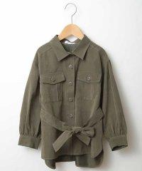 [140-150]CPOシャツジャケット