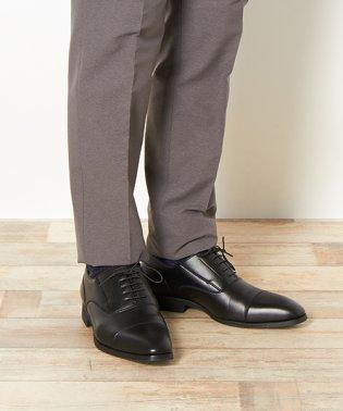 magaseek/d fashion限定ウェブ限定【マルイのビジネスシューズ】ラクチン軽快シューズ 人工皮革 ストレートチップ