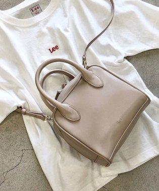 【Lee】ViS別注 【2WAY】スクエアミニショルダーバッグ