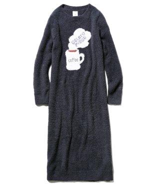 モチーフジャガードドレス