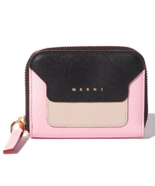【MARNI】コインケース/VANITOSI【BLACK+ANTIQUE WHITE+CINDER ROSE】