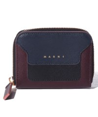 【MARNI】コインケース/VANITOSI【NIGHT BLUE+BLACK+WINE】