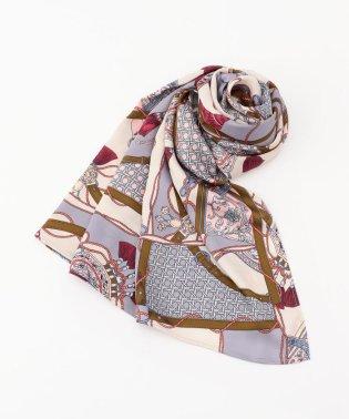 ヴィンテージ風ビッグスカーフ