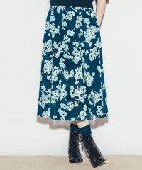 WN97 JUPE フラワースカート