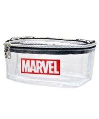 マーベル MARVEL PVCフルオープンペンケース ペンケース イエロー PVC レディース メンズ キッズ ユニセックス