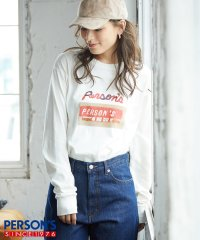 【PERSON'S×ROPE' PICNIC】グラフィックプリントロングTシャツ