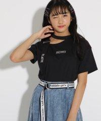 ★ニコラ掲載★アシメネック Tシャツ