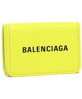 バレンシアガ 折財布 レディース BALENCIAGA 551921 DLR1N 3500 グリーン