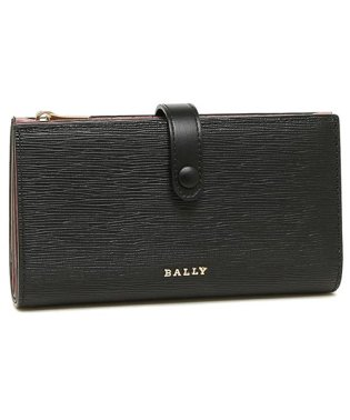 バリー 折財布 レディース BALLY 6224700 0 ブラック