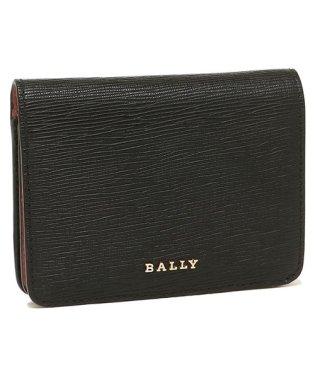 バリー カードケース レディース BALLY 6224917 100 ブラック