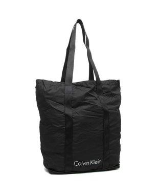 カルバンクライン トートバッグ エコバッグ アウトレット レディース CALVIN KLEIN 36090005 001 ブラック