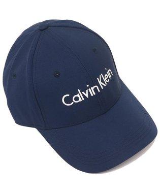 カルバンクライン キャップ アウトレット メンズ レディース CALVIN KLEIN 45003016 480 ネイビー