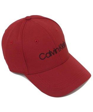 カルバンクライン キャップ アウトレット メンズ レディース CALVIN KLEIN 45003016 600 レッド