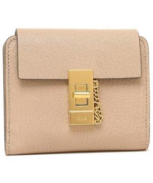 クロエ 折財布 レディース CHLOE CHC16AP805 944 6J5 ピンク