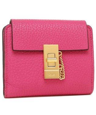 クロエ 折財布 レディース CHLOE CHC16AP805 944 6P1 ピンク