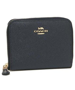 コーチ 折財布 レディース COACH 29677 LINAV ネイビー