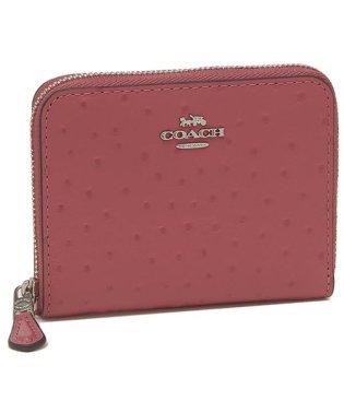コーチ 折財布 アウトレット レディース COACH F67606 SVSY ピンク