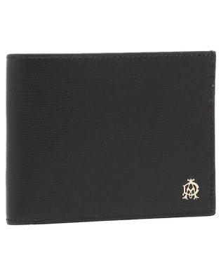 ダンヒル 財布 DUNHILL L2S832A BELGRAVE BILLFOLD 4CC & COIN PURSE 2つ折り財布 ブラック
