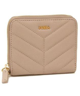 フルラ 折財布 レディース FURLA 993357 PAZ2 2Q0 TUK ベージュ