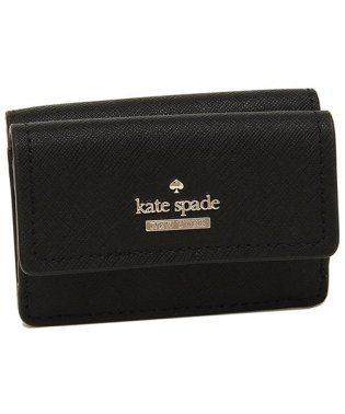 ケイトスペード 折財布 レディース KATE SPADE PWRU6439 001 ブラック