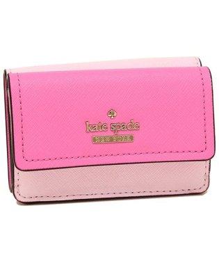 ケイトスペード 折財布 レディース KATE SPADE PWRU6439 694 ピンク ライトピンク