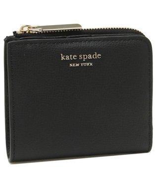 ケイトスペード 折財布 レディース KATE SPADE PWRU7250 001 ブラック