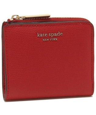 ケイトスペード 折財布 レディース KATE SPADE PWRU7250 611 レッド