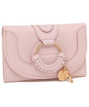 シーバイクロエ 折財布 レディース SEE BY CHLOE CHS17WP783305 ピンク