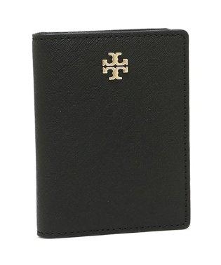 トリーバーチ 定期入れ カードケース アウトレット レディース TORY BURCH 52906 001 ブラック
