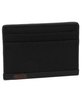 トゥミ カードケース メンズ TUMI 119259 DID ブラック
