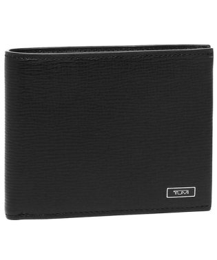 トゥミ 折財布 メンズ TUMI 119838 DID ブラック