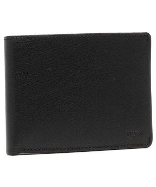 トゥミ 折財布 メンズ TUMI 186137 D ブラック