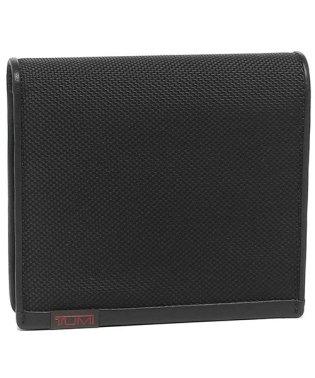 トゥミ 折財布 メンズ TUMI 19241 D ブラック