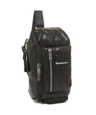 トゥミ ウエストバッグ メンズ TUMI 932399 DL ブラック
