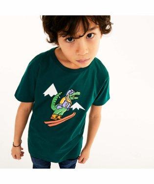 BOYSスキージャンプTシャツ&トートギフトセット