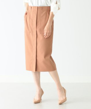Demi-Luxe BEAMS / ハイウエスト ベイカースカート